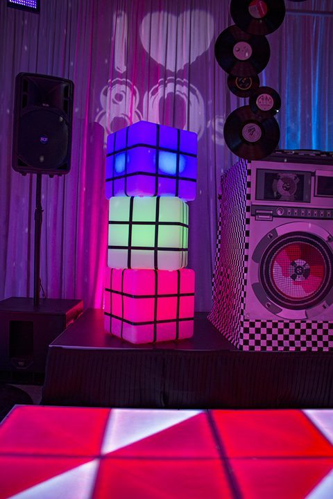 80 S Theme Party Equipment Hire Feel Good Events Melbourne