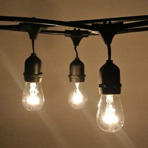 Vintage Style Festoon Lights