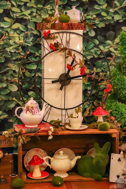 alice in wonderland decor and prop hire melbourne
