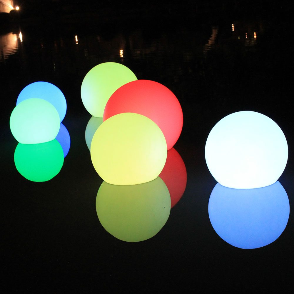 Led Sphere Hire Feel Good Events Melbourne
