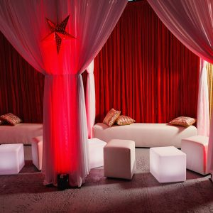 Event Draping (Party)