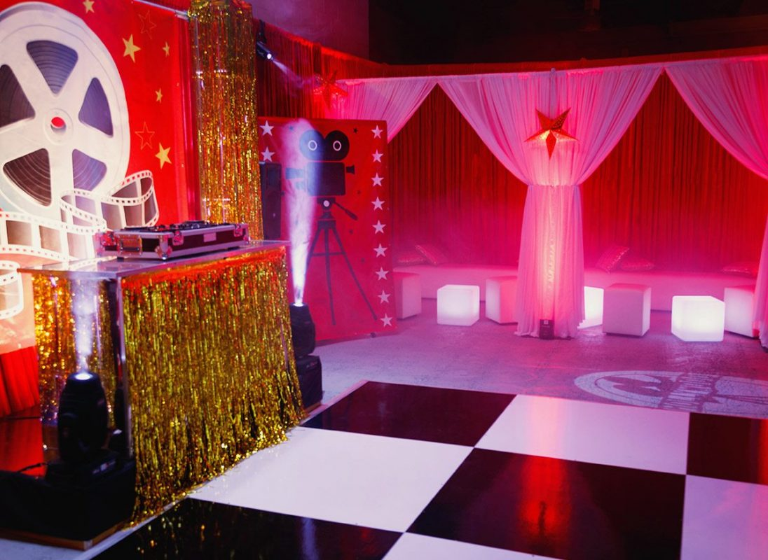 Hollywood Theme Party Equipment Hire Feel Good Events