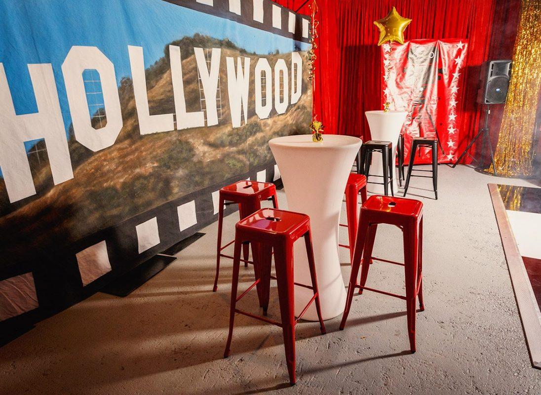 Large Backdrop - Hollywood