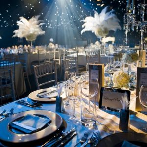 Table Decor Hire (Wedding)