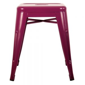 Small Purple Stool