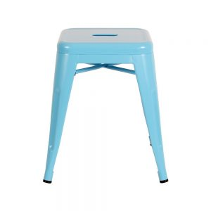 Small Blue Stool
