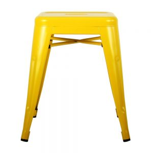 Small Yellow Stool