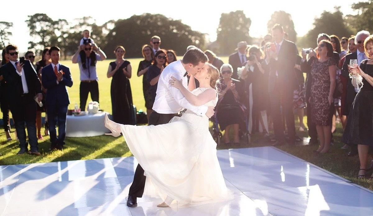 Ben & Amy's Wedding Werribe Mansion Showcase