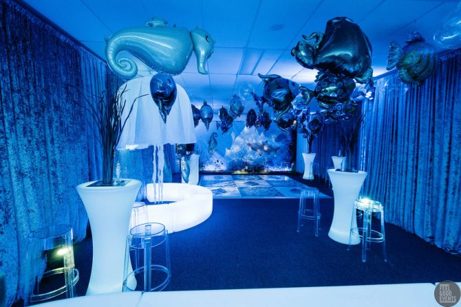 Complete Underwater Themed Event Hire Melbourne