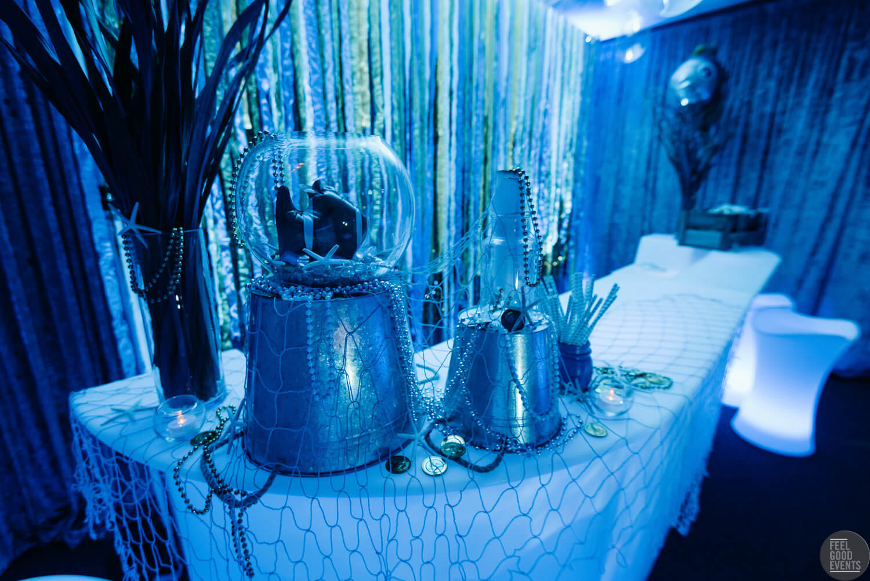 Decorating Underwater Theme Event Hire Melbourne
