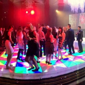 Led Dance Floor - Crown Casino