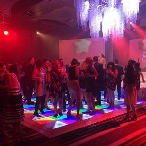 Crown Casino - Light up Dance Floor
