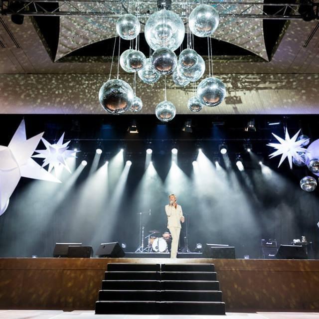 Disco Balls - Lighting - Crown Casino