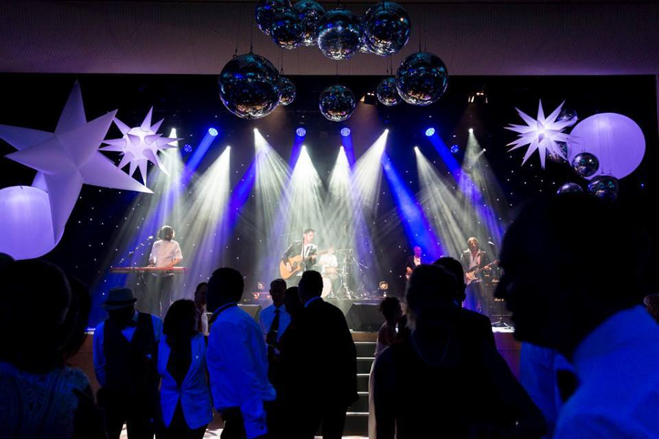 Mirror Balls - Crown Casino - Inflatable Props