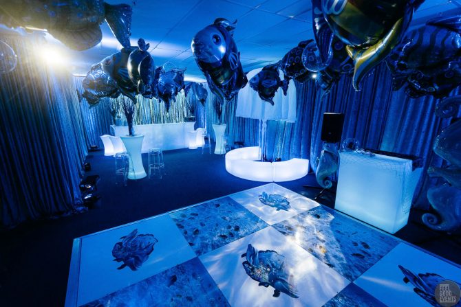 Under The Sea Theme Prop Hire Melbourne