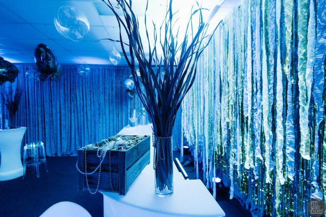 Underwater Decorations Hire Melbourne