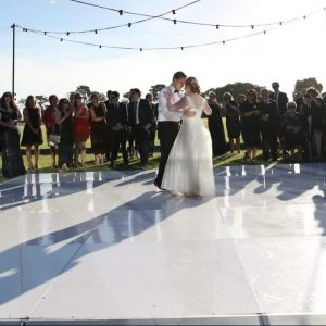 Dance Floor Hire (Wedding)