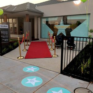 Hollywood Entrance Way - Boutique Homes