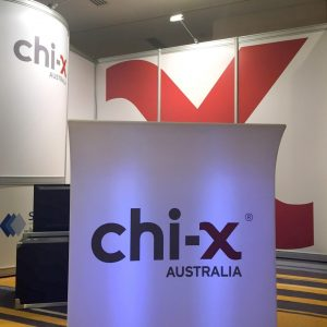 Chi-x Illuminated Bar