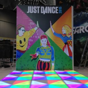 Led Dance Floor - PAX 2015