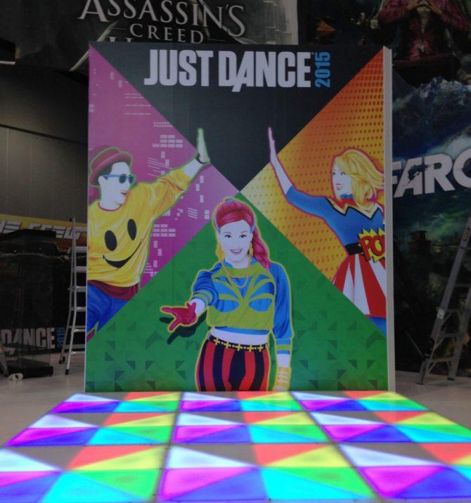 Led Dance Floor - PAX 2015