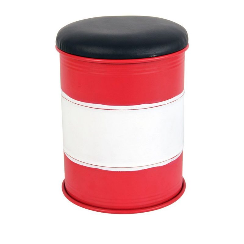 Red Drum Stool Hire Feel Good Events Melbourne