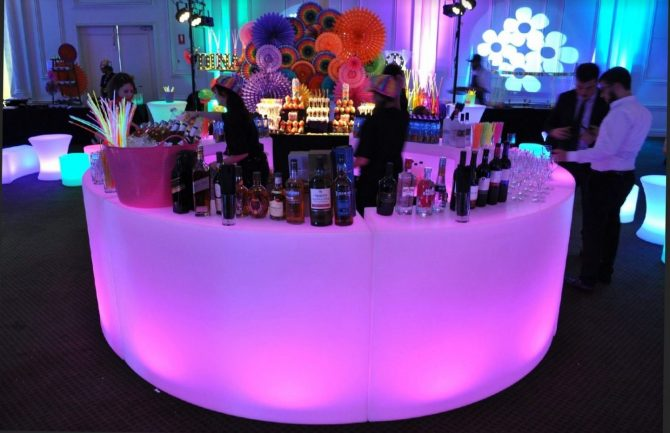 Groovy Bat Mitzvah - Colourful