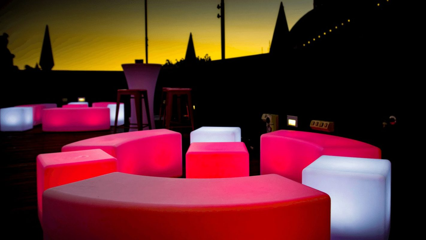 Glow Furniture - Luna Park