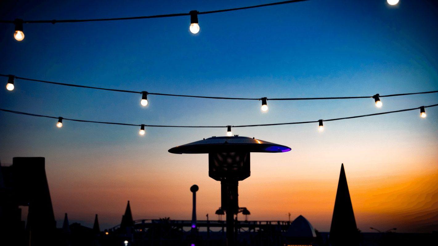 Festoon Lighting - Luna Park