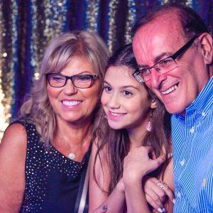 Jenna's Bat Mitzvah family photo 1