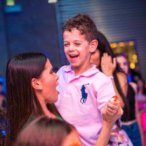 Jennas bat mitzvah on the dance floor 5