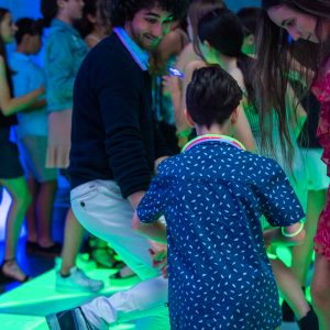 green light up dance floor hire melbourne feel good events