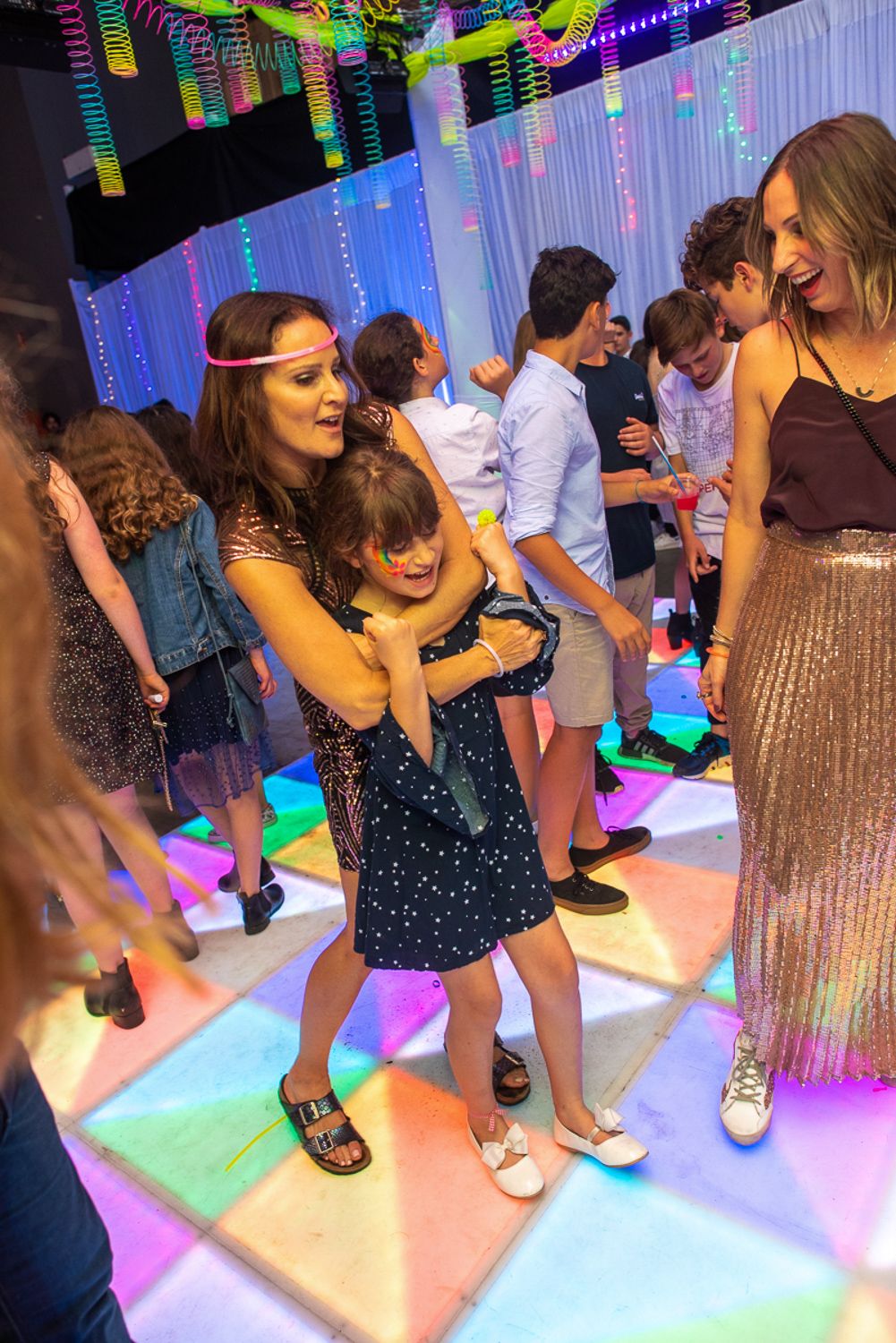 party equipment hire in melbourne led dance floor hire