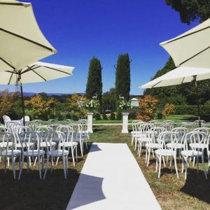Coombe Estate Yarra Valley - Ceremony
