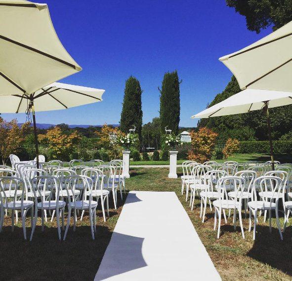 Coombe Estate Yarra Valley - Ceremony