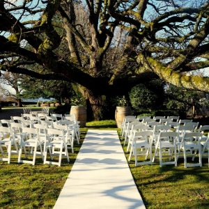 Coombe Estate - Ceremony