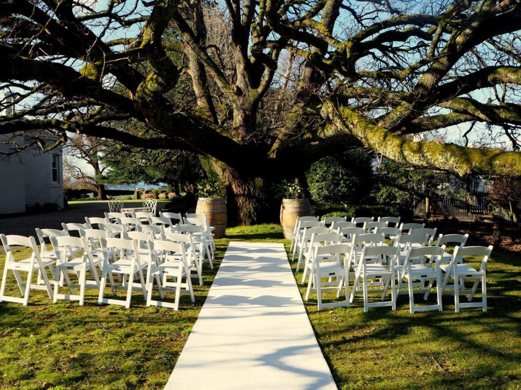 Coombe Estate - Ceremony