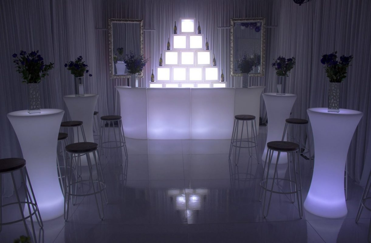 White Party Theme Party Equipment Hire Feel Good Events Melbourne