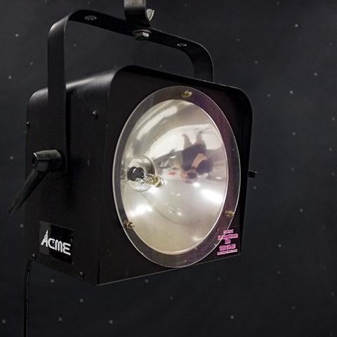 strobe light ex-rental