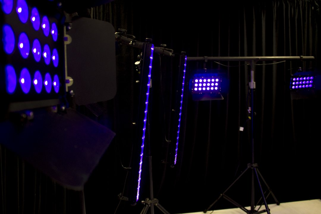 Uv Light Package 3 Hire Feel Good Events Melbourne