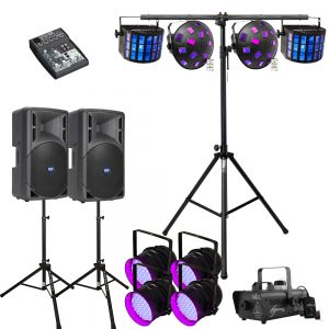 Party Lighting Hire Melbourne - Package 3