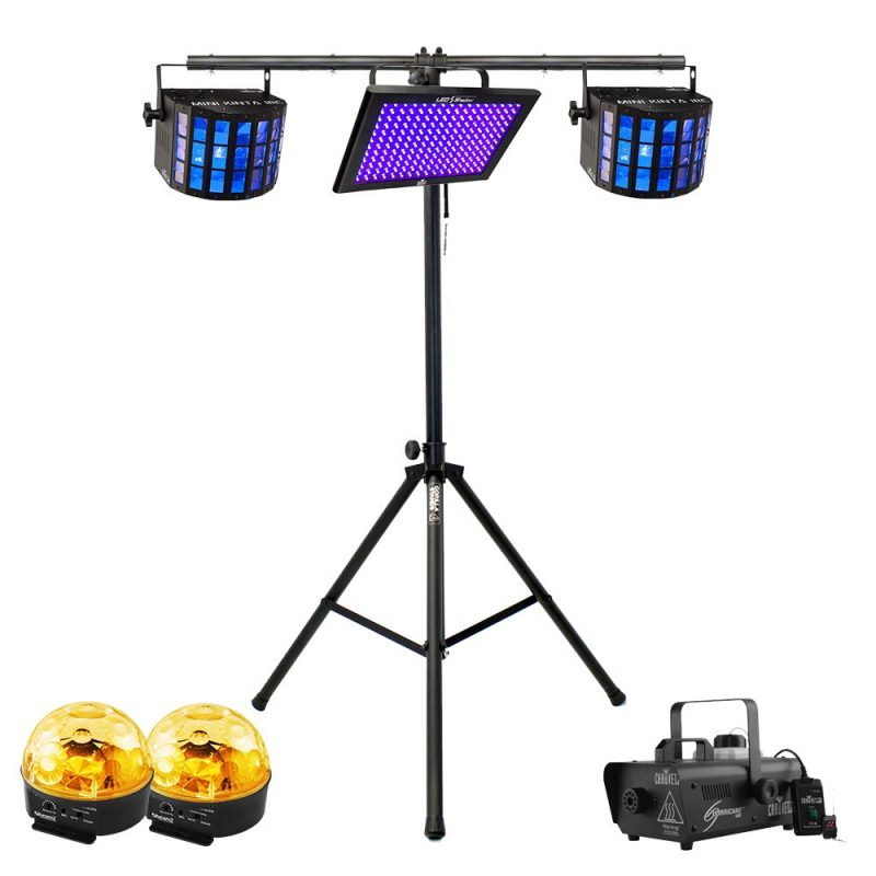 Party Lighting Pack 2