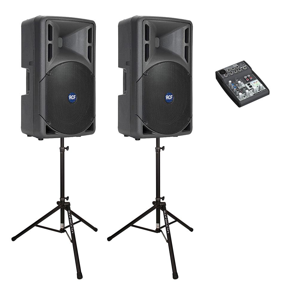 Speaker Hire Melbourne - Package 2