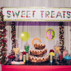 candy buffet hire