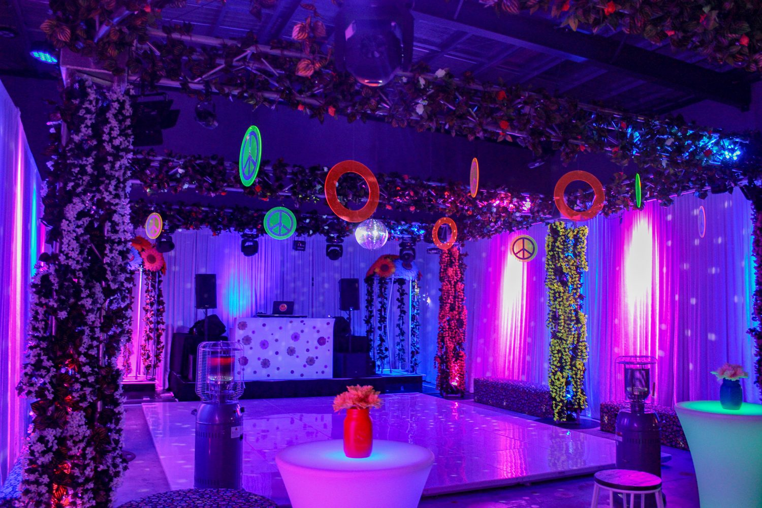 1960s Party Theme Ideas