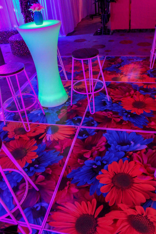Dance Floor Decals Feel Good Events Melbourne