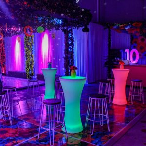 60 S Theme Party Equipment Hire Feel Good Events Melbourne