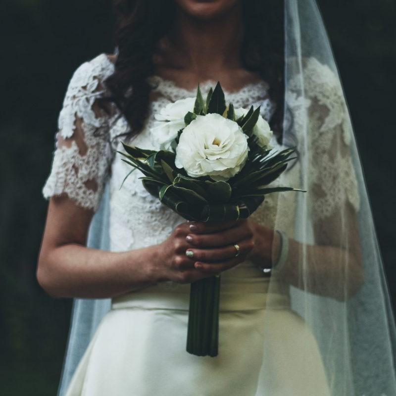 bridal formal wear