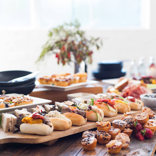 wedding catering melbourne
