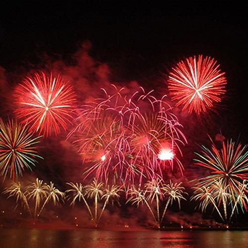 fireworks hire